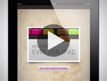 Evri iPad App Demo